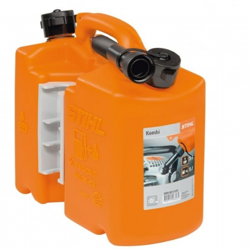 Stihl Combination Canister - Orange Product Code 00008810113
